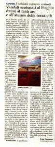 Articolo L'Unione Sarda 02/2018